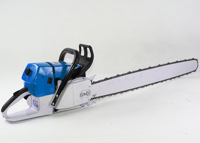 "22"" 62cc Single cycle gas powered chain saw , 22 inch home tree chain saw"