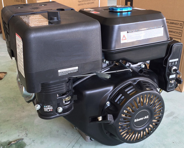 Air compressor 190f hand Small Gas Engine , 15hp manual petrol engine