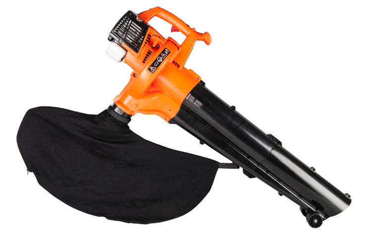 Sweeper Nozzle Garden Vacuum Blower Shredder / Lawn Leaf Blowers Lighter Package
